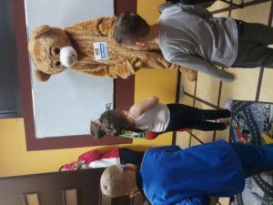 nauka angielskiego teddy