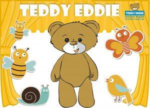 banner teddie eddie angielski